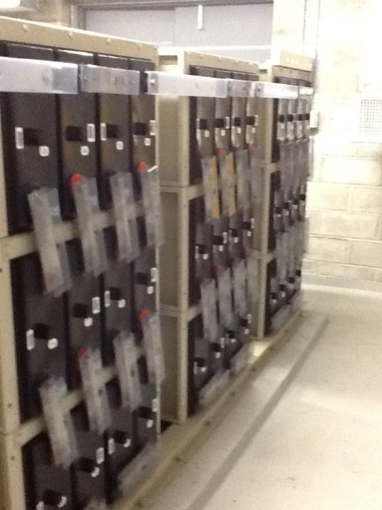 Large Capacity Batteries